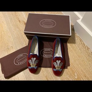NEW Stubbs and Wootton Women's Size 6